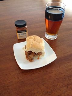 Pulled pork slider using Your Inspiration at Home pulled pork spice blend. #YIAH #pulledpork Get this and more at www.shannonpeterson.yourinspirationathome.com.au Pulled Pork Sliders, Spice Blends, Recipe Using, Hamburger, Waffles, Food Ideas, Spices, Cooking Recipes, Breakfast