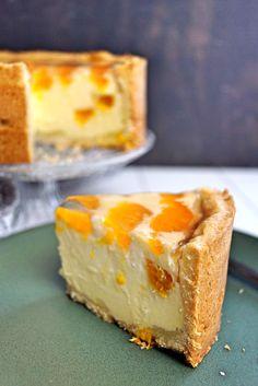 Miniature cheesecake with mandarins - Miniature cheesecake with mandarins - Cheesecake Factory Recipe Chicken, Easy No Bake Cheesecake, Cheesecake Bites, Homemade Cheesecake, Classic Cheesecake, Cheesecake Cookies, Healthy Dessert Recipes, Health Desserts, Healthy Baking