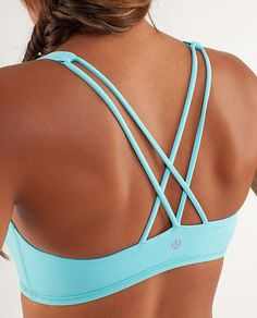 lululemon sports bra: those straps! I bought this bra and is the perfect amount…