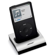 Buy: Bose Wave Connect Kit - iPod and iPhone Dock Charger, Replay 2 MFR: Accessory Type: iPod Dock Adapter, Sync/Charge Dock Acoustic Wave, Samsung Televisions, Ipod Dock, Electronic Deals, Black Friday Specials, Music System, Iphone Models, Toy Sale, Cool Gadgets