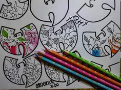 #rose #drawing #gipsy #wutang