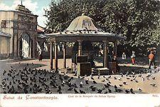 Turkey CONSTANTINOPLE Syria Postcard Ottoman c1910 Mosque Sultan Eyoup C69
