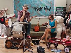 Finally!  Music for both kids AND parents!  Watch this awesome video:) #thekidsway
