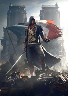 20141114_acu_01.jpg Arno Dorian from Assassin's Creed: Unity.
