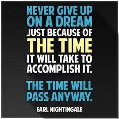 the time will pass anyway quote
