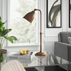 Desk Lamps For Beautiful Task Lighting – Beautiful Lamps Entryway Console, Console Table, Wooden Console, Mercury, Telescopic Pole, Tall Lamps, Living Room End Tables, Table Lamp Sets, Unique Lamps