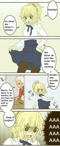 Mordred, plz...