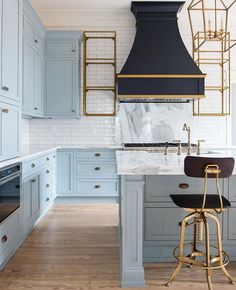 #ourhistoricwonderland 💗💗💗 http://liketk.it/2pVjG @liketoknow.it #liketkit (Full tour and ALL room details are on the blog) #LTKhome Kitchen Designed By Yours Truly and Completed By: @apolishedfinish #myOKLstyle