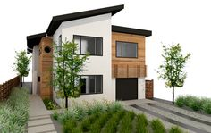 The Stupka Residence Contemporary Home Design - Kelowna, BC ...