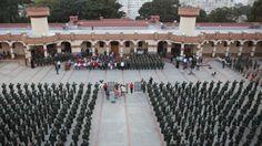 Salud Y Sucesos: Ejercito Bolivariano Hace Desagravio A Chavez