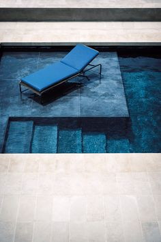The HARP sunlounger has a three-position reclining backrest, to read, relax and comfortably sunbathe Outdoor Areas, Outdoor Pool, Garden Furniture, Outdoor Furniture, Outdoor Decor, Outdoor Loungers, Pool Steps, Tile Wallpaper, Holland Park