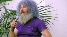 Robert Franz im Dialog mit dem Publikum, nie da gewesene Aufnahmen.
