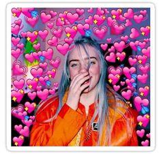 Vou postar alguns memes heart para vcs salvarem our queen billie eilish in Billie Eilish, Meme Pictures, Reaction Pictures, Funny Videos, Videos Instagram, Heart Meme, Album Cover, Heart Emoji, Cute Love Memes