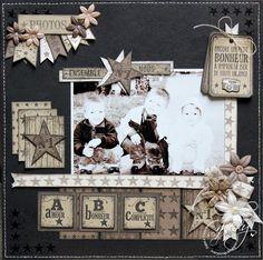 """Florilèges Design : Mini album """"IMMAGINI DI FELICITA'"""""""