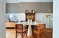 Tour a French interior designer's elegant Parisian apartment - Vogue Australia