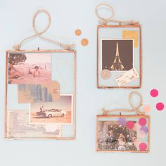 Are you interested in our Copper Glass Hanging Frame? With our Copper Frame you need look no further.