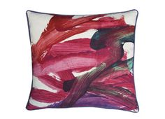 Apartment 48 - Shop - Pillows - Abstract Pillow Red $95.00