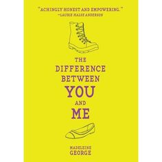 The Difference Between You and Me - TBR