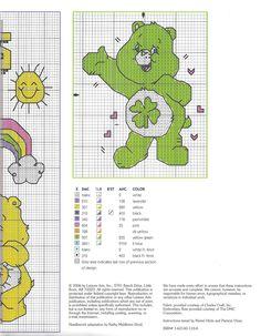 Care Bears Sketchbook 3/6