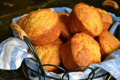 Twist: Sweet Potato Cornbread