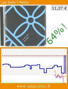 Las Siete Y Media (CD). Réduction de 64%! Prix actuel 11,27 €, l'ancien prix était de 31,70 €. Par Ivan Ferreiro. http://www.adquisitio.fr/wea-spain/siete-y-media