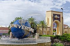Universal, Orlando, Florida