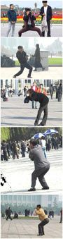Cameraman Level: Asian