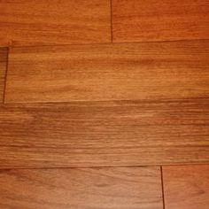 "Brazilian Cherry Natural 1/2 x 5"" Exotic Engineered Hardwood Flooring"