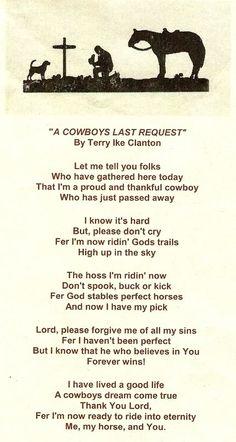 God's Cowboy