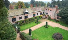 Chenies Manor, Buckinghamshire.  I lived 1/2 mile away!