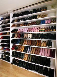 shoes...giant platform shoes