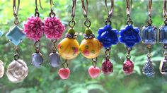 Cute earrings by marmalade jewelry and accessories on etsy