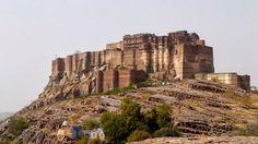Mehrangarh Fort of Jodhpur, India