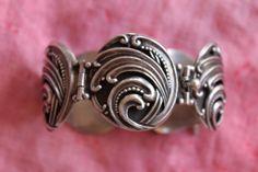 Margot de Taxco vintage sterling bracelet