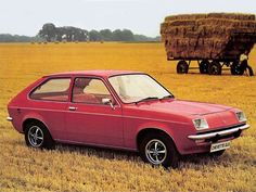 Vauxhall Chevette    1975-1984      416,058 built, with 768 remaining in the UK, for a total of 0.1846% left.