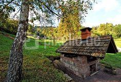 Altes Backhaus im Schwarzwald