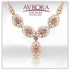 Познав истинную красоту можно лишь на сайте Avrora Gold...  #avroragold #аврораголд #девушка #украшения #золото #серебро