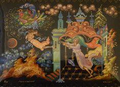 Traditional Russian Folk Art   by Sarah Young on November 9, 2010 • Permalink
