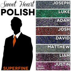 Superfine Collection - Sweet Heart Polish