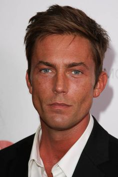 I dont have cable and dont watch a lot of tv.....but I know what I like when I see it.   Desmond Harrington  <3