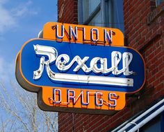 My grandpa, Willie Sheets owned a Rexall Drug Store when i was little. It had a pharmacy and a fountain with stools that spun around!  I loved it there