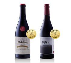 Emma Philip designer award winning wine label design