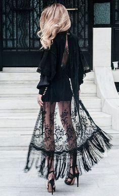 Vestido-Renda