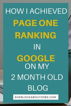 This is my review of the best keyword research tool that I've used in my blogging journey so far. This awesome keyword tool as well as some other SEO strategies have helped my brand new blog rank on page one ingoogle. This is awesome! Check pout my review and try out this tool to replicate my results!