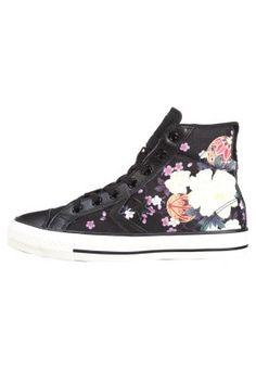 STAR PLAYER  - Sneakers alte - black hana