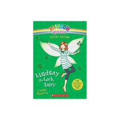 Rainbow Magic Special Edition: Lindsay the Luck Fairy - by Daisy Meadows (Paperback) Harry Potter Crest, Rainbow Magic, Book Fandoms, Lucky Charm, Jack Frost, Goblin, Daisy, Products, Margarita Flower