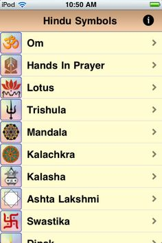 Hindu Swastika | Hindu Symbols And Their Meanings For Children