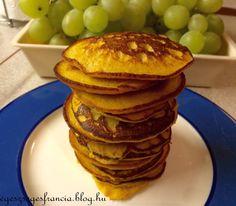 ÉDESKRUMPLIS PALACSINTA Paleo, Keto, Pancakes, Sweets, Breakfast, Food, Sweet Pastries, Crepes, Gummi Candy