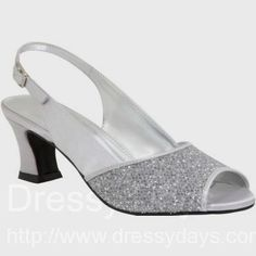 Silver foldable ballet flats shoes | Wedding Ideas | Pinterest ...