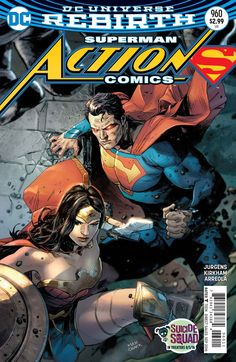 """*High Grade* (W) Dan Jurgens (A) Tyler Kirkham (CA) Clay Mann """"PATH TO DOOM"""" Chapter Four: Wonder Woman joins the fight, but even her added might can't slow down Doomsday's rampage! As Superman comes"""